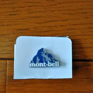 モンベル(mont bell)のモンベル ピンバッチ(登山用品)