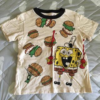 ユニクロ(UNIQLO)のスポンジボブ  Tシャツ(Tシャツ/カットソー)