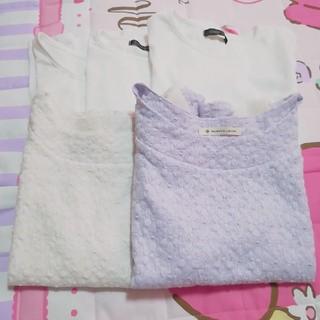 シマムラ(しまむら)のトップスまとめ売り 5枚セット(Tシャツ(半袖/袖なし))