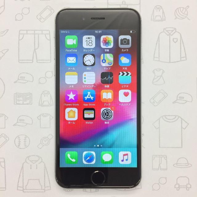 iPhone(アイフォーン)の【ラクマ公式】iPhone 6 64GB 352030077706605 スマホ/家電/カメラのスマートフォン/携帯電話(スマートフォン本体)の商品写真