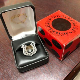テンダーロイン(TENDERLOIN)のテンダーロイン ホースシューリング  10号(リング(指輪))