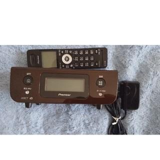 パイオニア(Pioneer)のパイオニアコードレス電話機 TF-FD31Sブラウン(その他 )
