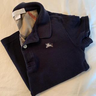 バーバリー(BURBERRY)のBURBERRY ポロシャツ バーバリーチルドレン キッズ 6Y(Tシャツ/カットソー)
