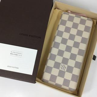ルイヴィトン(LOUIS VUITTON)のルイ・ヴィトン  ポルトフォイユ・クレマンス N61264 長財布 未使用美品(財布)
