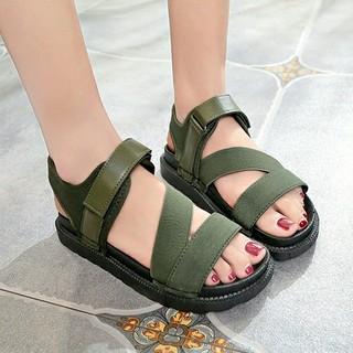 【早いもの勝ち】ヒット商品 大流行 厚底 スポーツ サンダル スニーカー 美脚 (サンダル)
