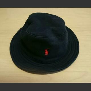 ラルフローレン(Ralph Lauren)の【美品】ラルフ ベビー帽子 (帽子)