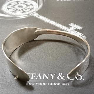 ティファニー(Tiffany & Co.)のTiffany & Co ティファニー バターナイフ バングル ブレスレット(ブレスレット/バングル)