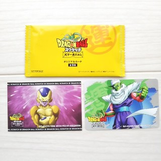 ドラゴンボール(ドラゴンボール)のドラゴンボールスクラッチ カード セット(カード)
