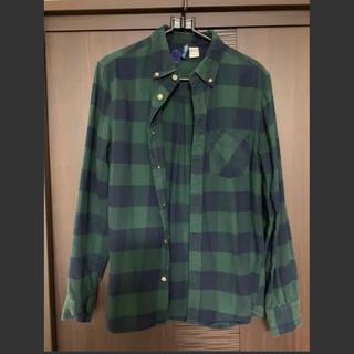 エイチアンドエム(H&M)の最終処分価格 H&M チェックシャツ XS(シャツ)