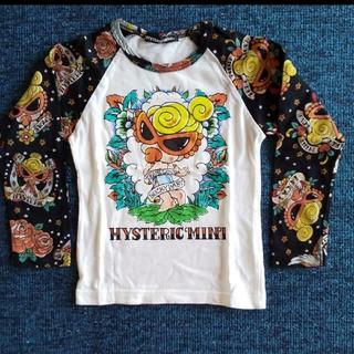 ヒステリックミニ(HYSTERIC MINI)のヒステリックミニ  ロンT 100cm 少々難あり(Tシャツ/カットソー)