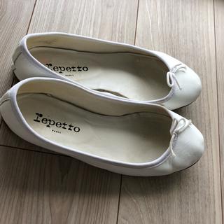 repetto - レペット38.5 ホワイト