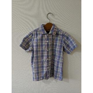 ミキハウス(mikihouse)のミキハウス 半袖ブラウス110(Tシャツ/カットソー)