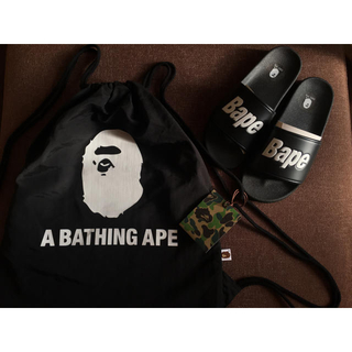 A BATHING APE - BAPE SUMMER BAG Collection