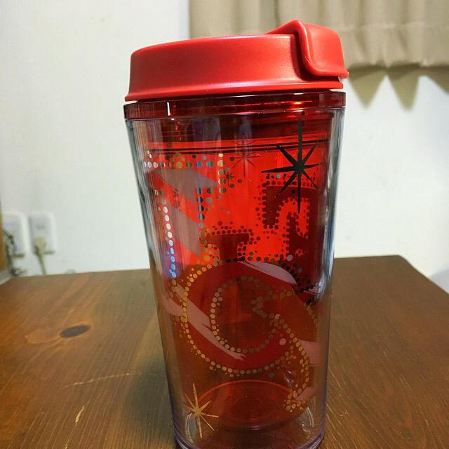 Starbucks Coffee(スターバックスコーヒー)の未使用品です‼️スターバックスタンブラー ドリンク券付とおまけあり インテリア/住まい/日用品のキッチン/食器(タンブラー)の商品写真