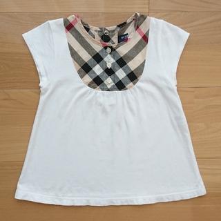 BURBERRY - バーバリー チュニック カットソー Tシャツ (サイズ90)