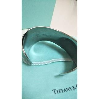 ティファニー(Tiffany & Co.)のティファニー エレサペレッティ ボーンカフ ブレスレット(ブレスレット/バングル)