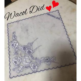 Wacoal - ワコールディア♡限定ハンカチ