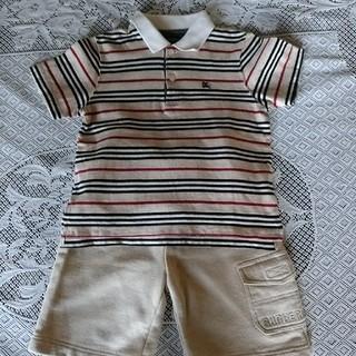 バーバリー(BURBERRY)のBURBERRY110(Tシャツ/カットソー)