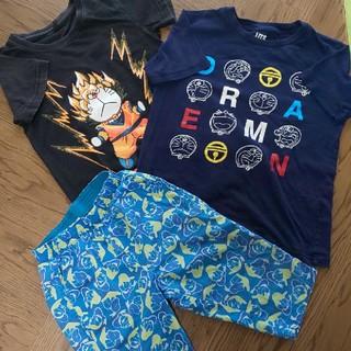 ユニクロ(UNIQLO)の子供服セット(Tシャツ/カットソー)