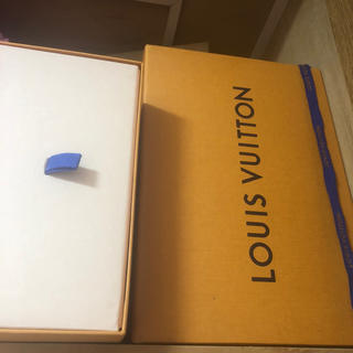ルイヴィトン(LOUIS VUITTON)のルイヴィトン空箱×2と付属品封筒リボンセット(ケース/ボックス)