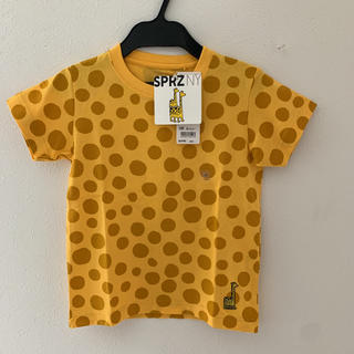 ユニクロ(UNIQLO)の新品!UNIQLO Tシャツ(Tシャツ/カットソー)