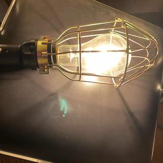ニッコー(NIKKO)の新品 ワークランプ 白熱電球 NIKKO 200w(蛍光灯/電球)