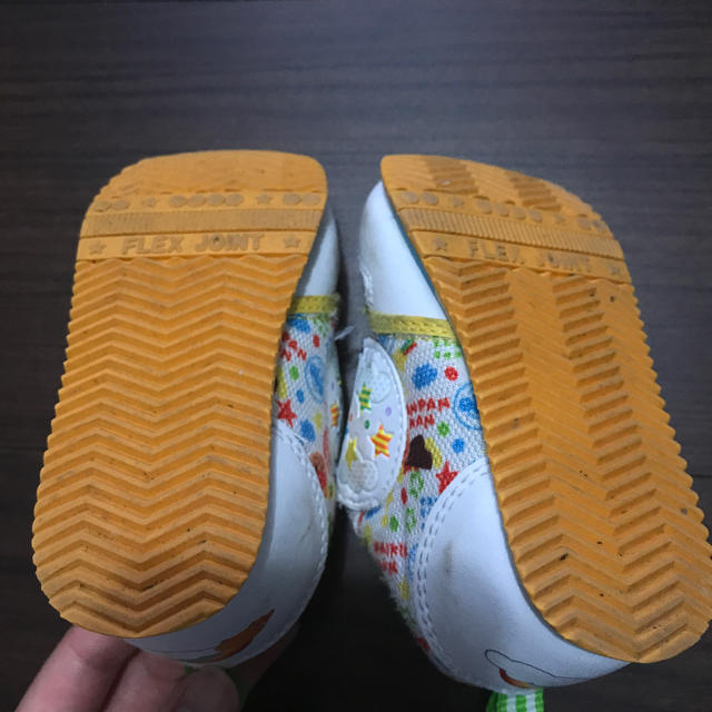 MOONSTAR (ムーンスター)のアンパンマン ベビーシューズ キッズ/ベビー/マタニティのベビー靴/シューズ(~14cm)(その他)の商品写真
