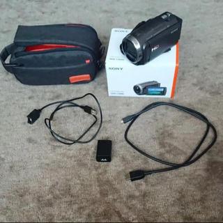Panasonic - ソニー ハンディカム HDR-CX680 ビデオカメラ