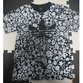 アディダス(adidas)のアディダスオリジナルス 花柄 Tシャツ XS(Tシャツ/カットソー(半袖/袖なし))