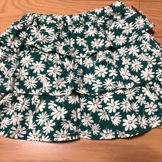 ブランシェス(Branshes)のスカート風♡花柄♡branshes♡子供服(スカート)