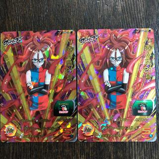 ドラゴンボール(ドラゴンボール)の❤️ドラゴンボールカード 2枚セット❤️(カード)