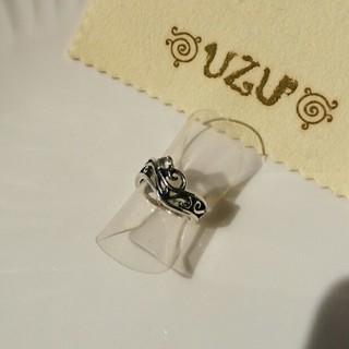 りんぴょん様専用  UZU  ウズ  シルバー    ピンキー リング(リング(指輪))