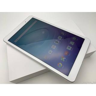 新品同様 ソフトバンク MediaPad T2 Pro 605HW ホワイト