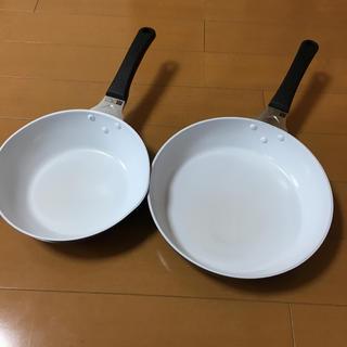キョウセラ(京セラ)のもかっち様 セラブリッド 20センチ 26センチ フライパン(鍋/フライパン)