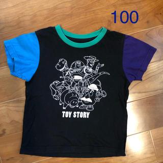 ユニクロ(UNIQLO)のユニクロ  Tシャツ   トイストーリー(Tシャツ/カットソー)