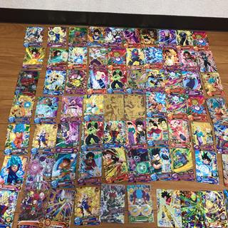 ドラゴンボール(ドラゴンボール)のドラゴンボール ヒーローズ カード 70枚まとめ売り(カード)