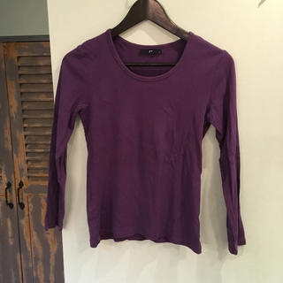 ジーユー(GU)のGU カットソー ロンT(Tシャツ(長袖/七分))
