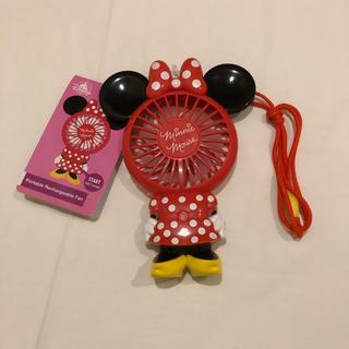 Disney - ミニー☆扇風機☆携帯☆充電式☆香港☆ディズニー☆日本未発売☆人気