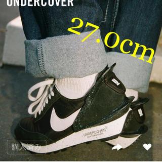 アンダーカバー(UNDERCOVER)のNIKE×undercover デイブレイク27.0cm(スニーカー)