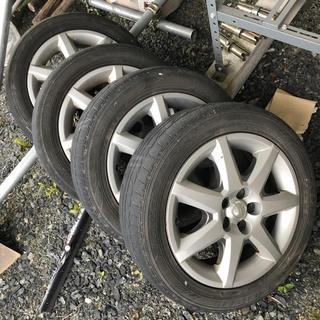 トヨタ(トヨタ)のプリウス 2代目 純正アルミ 195/55R16(タイヤ・ホイールセット)