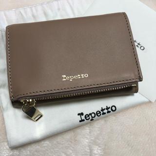 repetto - repetto レペット 三つ折り財布 ミニウォレット