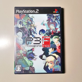 PlayStation2 - PS2 ペルソナ3 フェス