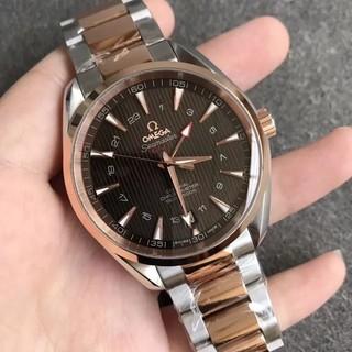 オメガ(OMEGA)のオメガ シーマスター コーアクシャル アクアテラ クロノメーター73(腕時計(アナログ))