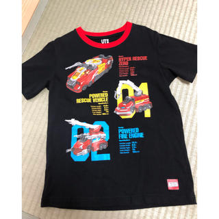 ユニクロ(UNIQLO)のトミカTシャツ(Tシャツ/カットソー)