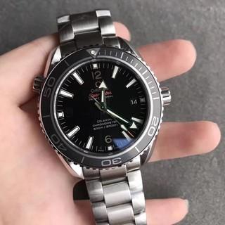 オメガ(OMEGA)のオメガ シーマスター コーアクシャル アクアテラ クロノメーター75(腕時計(アナログ))