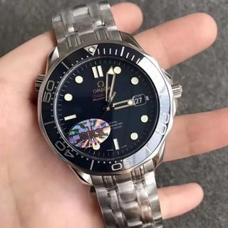 オメガ(OMEGA)のオメガ シーマスター コーアクシャル アクアテラ クロノメーター81(腕時計(アナログ))