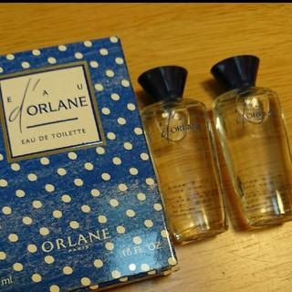 ORLANE - オルラーヌ 香水 5ml × 2個 オードトワレ ミニ