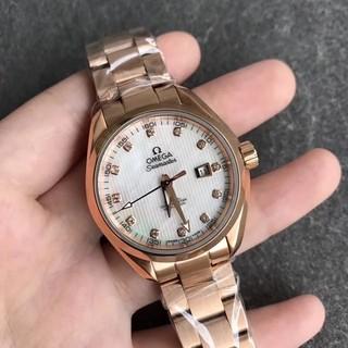 オメガ(OMEGA)のオメガ シーマスター コーアクシャル アクアテラ クロノメーター83(腕時計(アナログ))