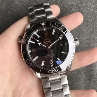 オメガ(OMEGA)のオメガ シーマスター コーアクシャル アクアテラ クロノメーター85(腕時計(アナログ))