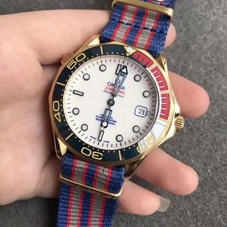 オメガ(OMEGA)のオメガ シーマスター コーアクシャル アクアテラ クロノメーター86(腕時計(アナログ))